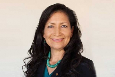 Deb Haaland Likely to Become First Native American Congresswoman