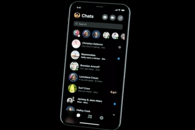 Facebook Messenger to Get 'Dark Mode' Soon in Some Countries