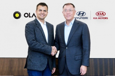 Hyundai and Kia Invest $300 million In Ola
