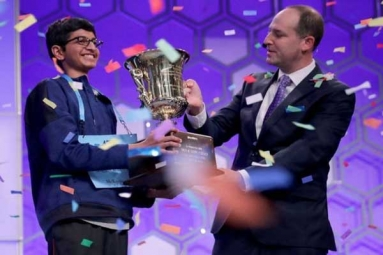 Indian American Wins Scripps National Spelling Bee 2018