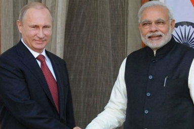 Narendra Modi Eyes On Nuclear Power Deal; Visits Russia