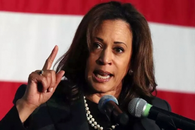 Kamala Harris Urges Indian-American Politicians to Raise Voice Against Bigotry, Hatred