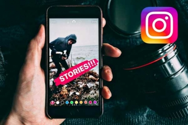Social Media: Now, Repost your Instagram Tagged in Post as your story