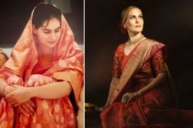 Women Take up Twitter with #SareeTwitter Trend, Shares Graceful Pictures Draped in Nine Yards