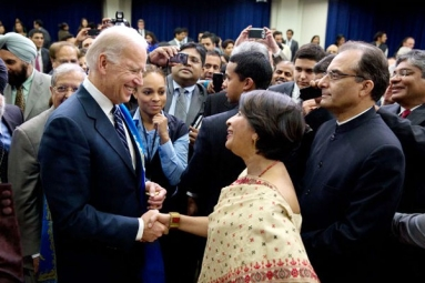 Indian Americans Likely to Support Joe Biden in Democratic Primary
