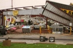 Possible tornado reported in Celina, OH, at least 8 people injured