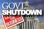 US Government Shuts Down As Senate Fails To Agree On A New Budget