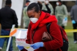 Confirmed cases of Coronavirus in the US surpass 100,000