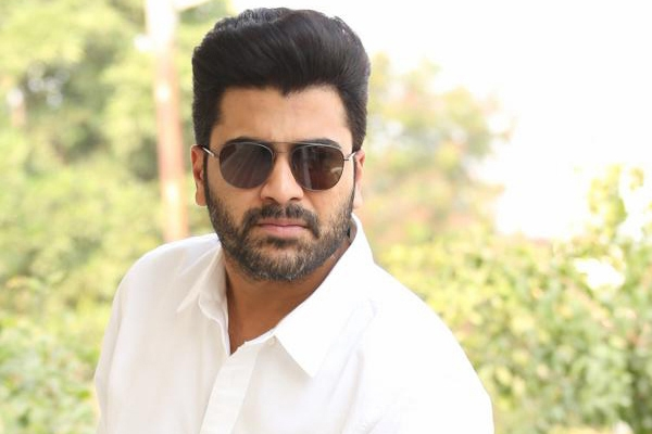 Sharwanand on a Break For Two Months