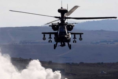 Trump Administration Approves Sale of 6 Apache Attack Helicopters to India